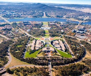 location icon act Canberra