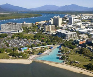 location icon qld Cairns