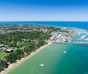 location icon qld Hervey Bay