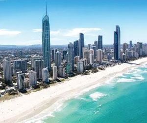 location icon qld Gold Coast